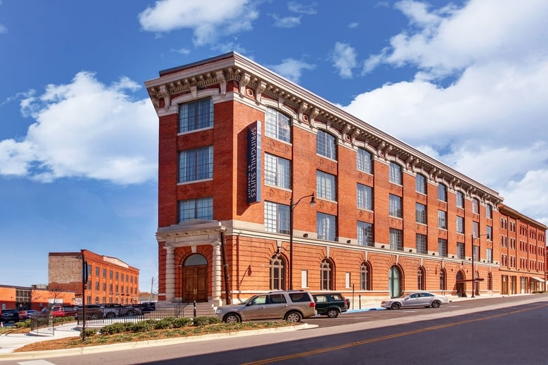 Marriott Springhill Suites approved photography - Hotel Exterior Photo
