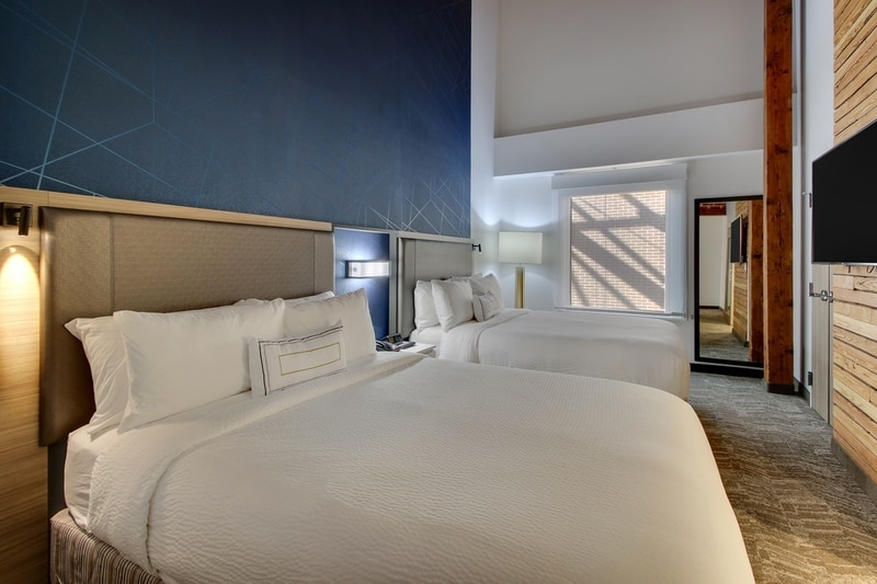 Marriott Springhill Suites approved photography - Guest Room Photo