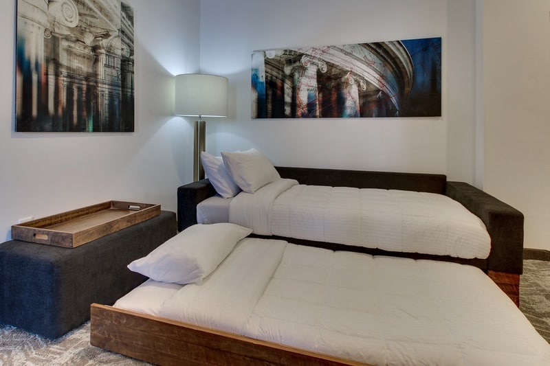 Springhill Suites Hotel Photography - Guest Room