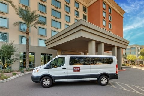 Professional Hotel photography of Drury Inn and Suites Happy Valley Phoenix