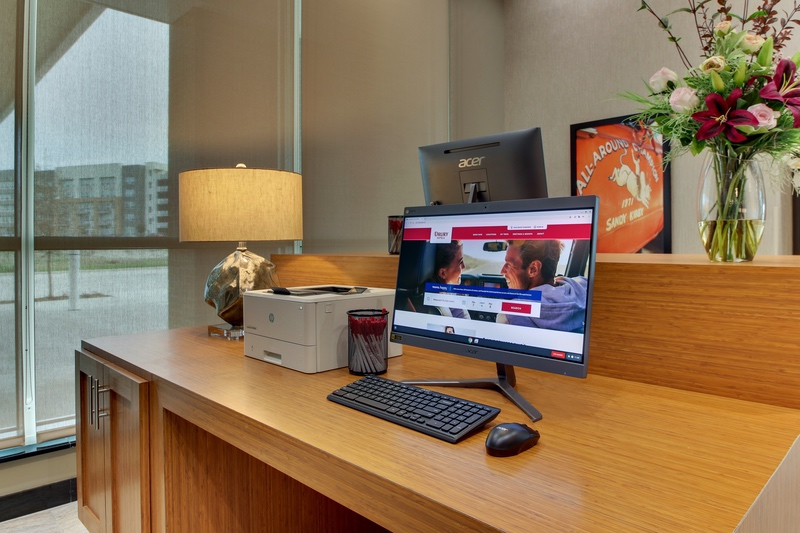 Drury Approved Hotel Photography for Drury Plaza Hotel Dallas Richardson