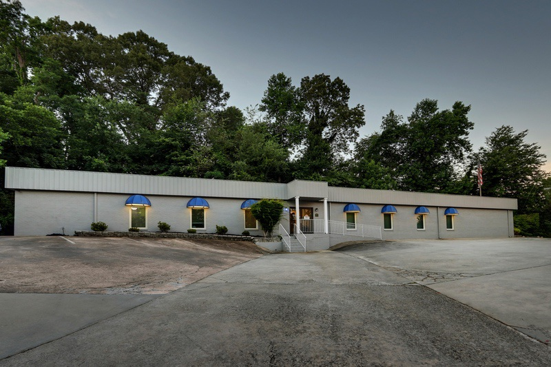 healthcare virtual tour for Dahlonega chiropractic life center