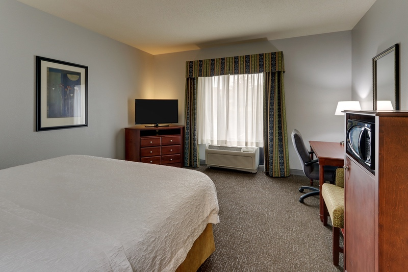 Hilton approved photography for Hampton Inn Indianapolis Airport