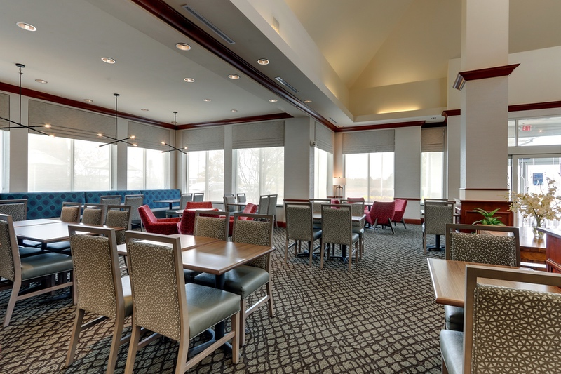 Hilton approved photography for Hilton Garden Inn Indianapolis Airport