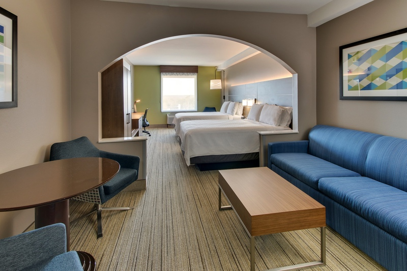 IHG Approved Hotel Photography for Holiday Inn Express Ft. Benning