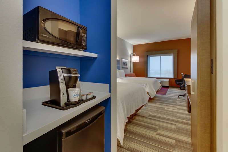 IHG Approved Hotel Photography for Holiday Inn Express Nashville Metrocenter