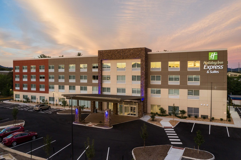 Hotel photography for IHG Hotels