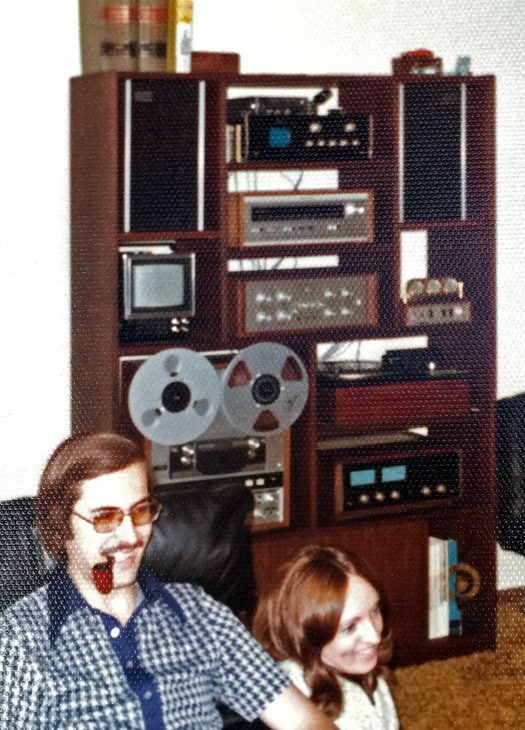 Early system in 1973