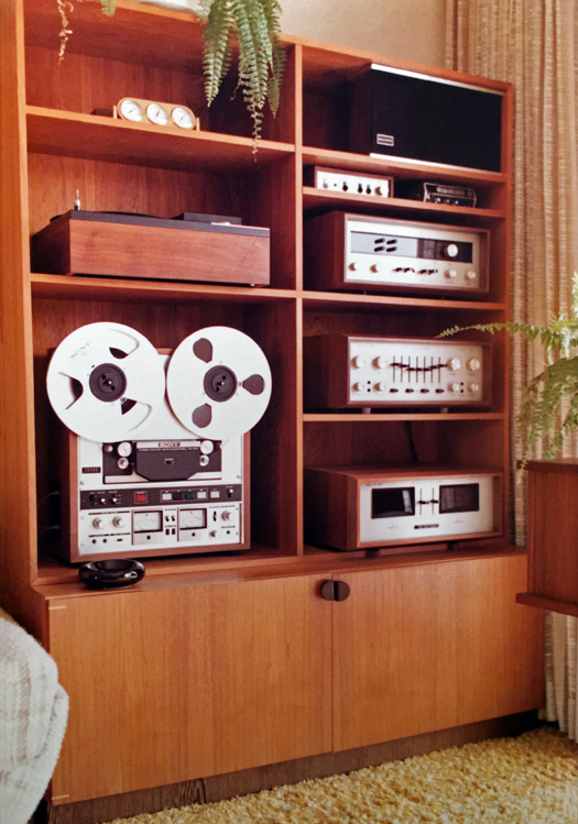 1975 system upgrade with SAE componets