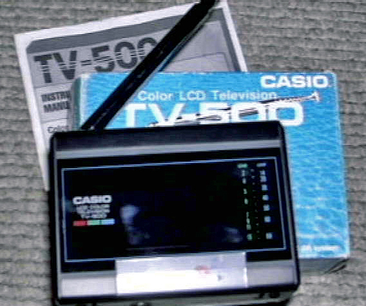 Casio TV 500