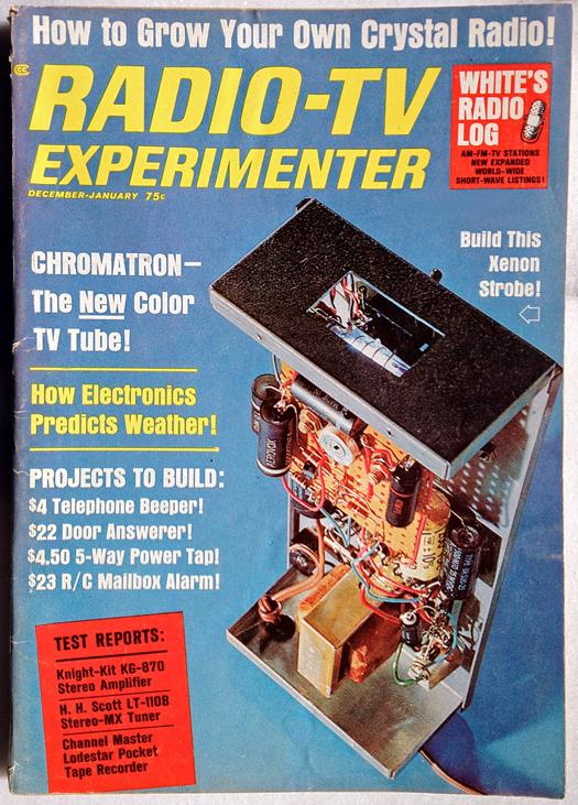 Courtesy Radio-TV Experimenter magazine