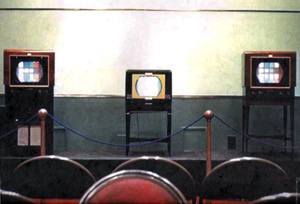 1951 Chromatron Trials