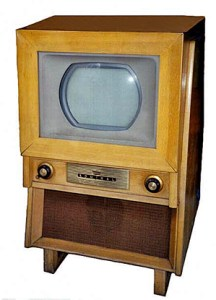 Courtesy Television History-The First 75 years