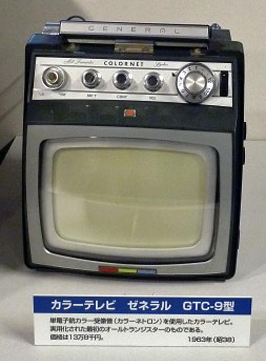 General Colornet GTC-9 courtesy Jerome Halphin