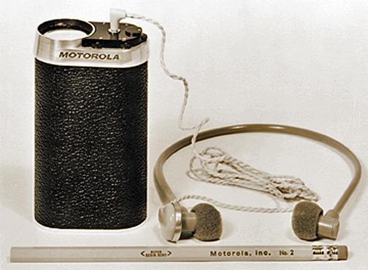 Motorola Tiny Tim photo courtesy of Motorola