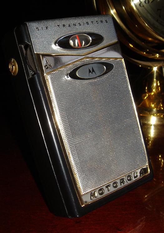 Motorola X 11 Radio photographed August 24, 2010