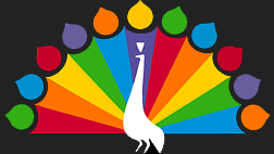 NBC Peacock Footer