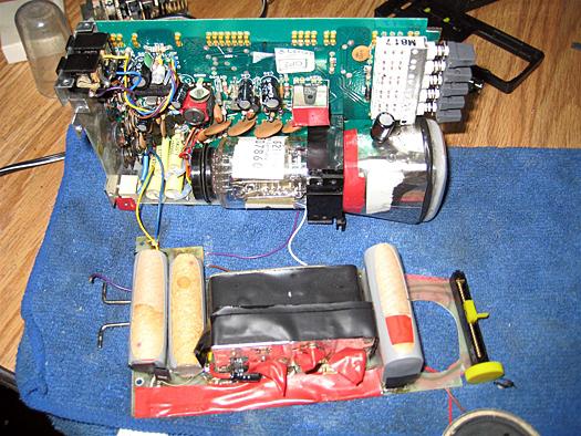 Sinclair repair 8