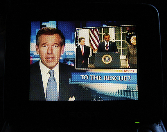 Sony GV 300 Screen Shot photographed September 17, 2010