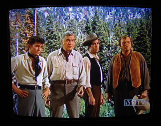 Sony KV 1220U Screen Shot photographed March 27, 2012