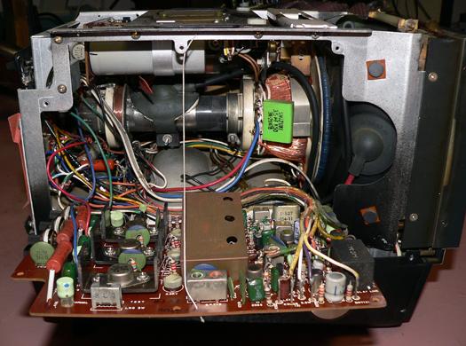 Sony KV 7010U inside 6