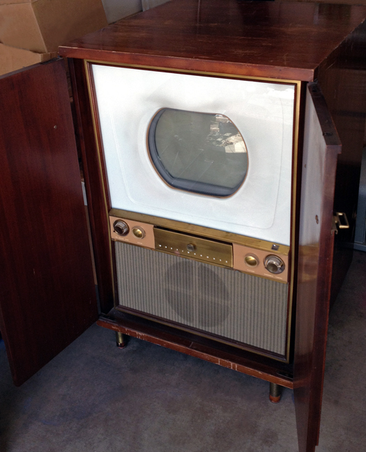 Westinghouse H840CK15 photographed March 7, 2013