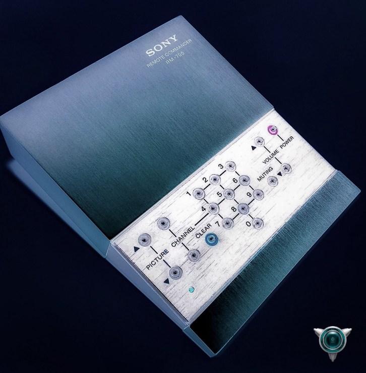 Sony Profeel Remote Commander