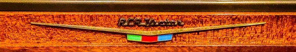 Symbol of RCA Color Television