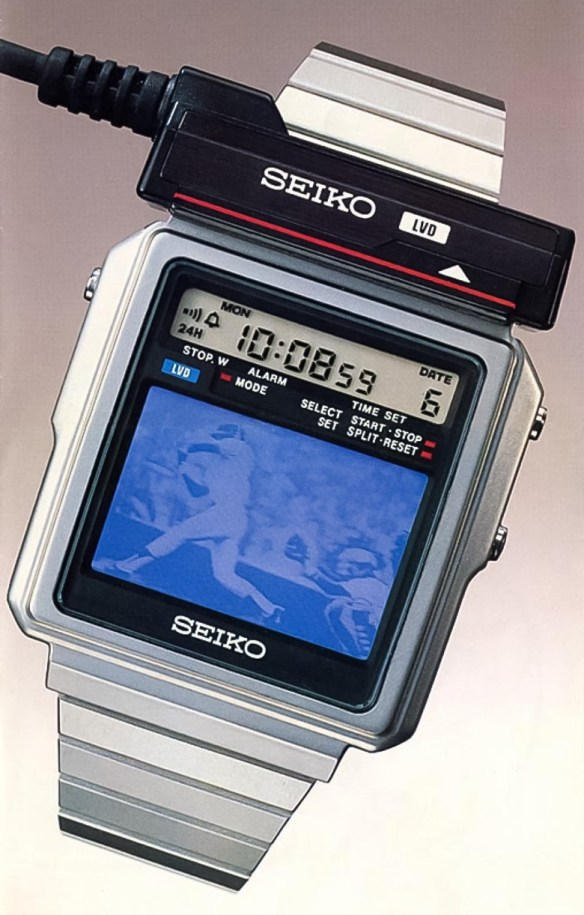 Courtesy Hattori Seiko Corporation August, 1983