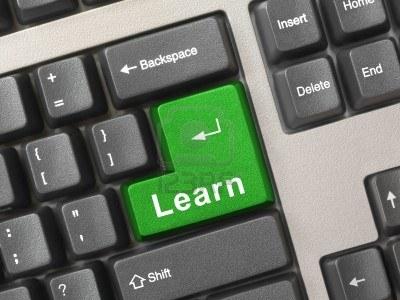 Bildung-internet-konzept