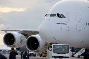 Emirate Airbus A380