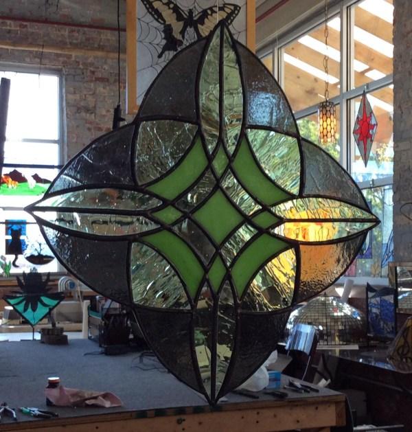 Unique Stained Glass Design