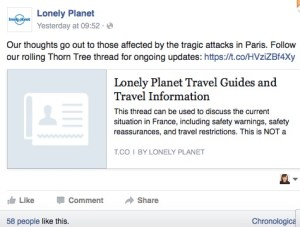 Paris Lonely Planet copy