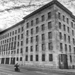 Berlin Nazi building