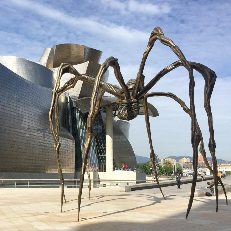 Spain Guggenheim Museum