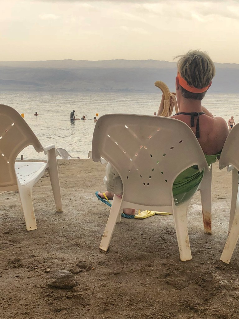 Banana, The Dead Sea
