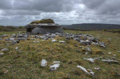 08-parknabinnia-wedge-tomb-clare-ireland