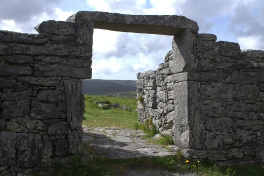 01. Cahermore Stone Fort, Clare, Ireland