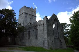 02. Muckross Abbey, Kerry, Ireland