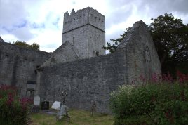 04. Muckross Abbey, Kerry, Ireland