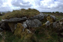 05. Parknabinnia Wedge Tomb, Clare, Ireland