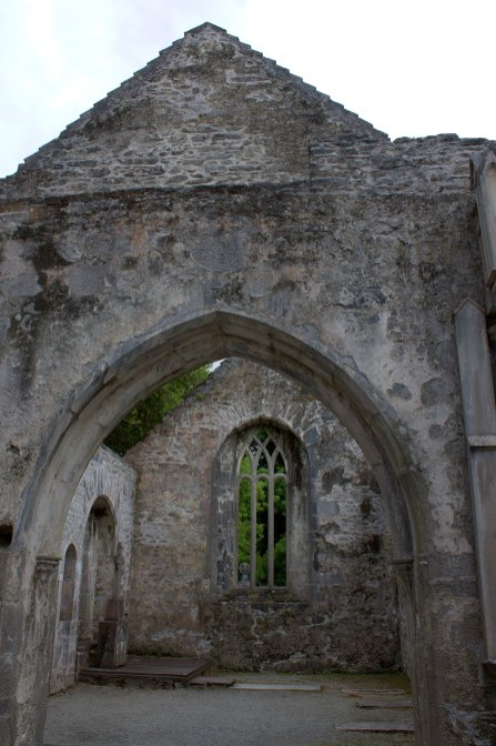 09. Muckross Abbey, Kerry, Ireland