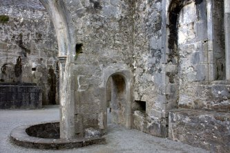 11. Muckross Abbey, Kerry, Ireland