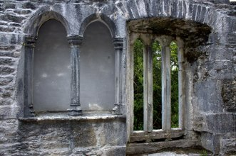 18. Muckross Abbey, Kerry, Ireland