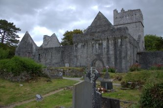 32. Muckross Abbey, Kerry, Ireland