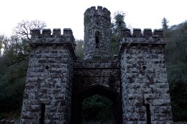 10. Ballysaggartmore Towers, Waterford, Ireland