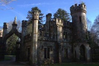 15. Ballysaggartmore Towers, Waterford, Ireland
