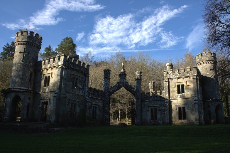 24. Ballysaggartmore Towers, Waterford, Ireland