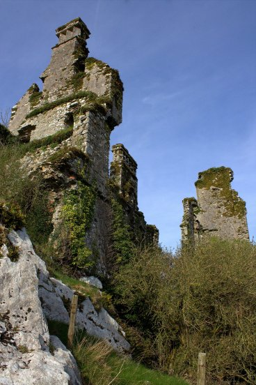 03. Castlelyons Castle, Cork, Ireland