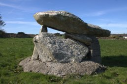 06. Ballynageeragh Portal Tomb, Waterford, Ireland